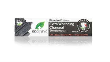 Dr. Organic, Charcoal Toothpaste (100 ml.)