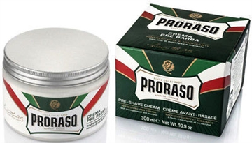 Proraso PRORASO GREEN LINE PRE-SHAVING CREAM 300ML