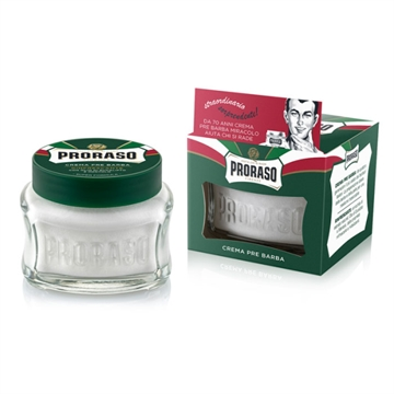 Proraso PRORASO GREEN LINE PRE-SHAVING CREAM 100ML