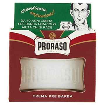 Proraso PRORASO RED LINE PRE-SHAVING CREAM 100ML