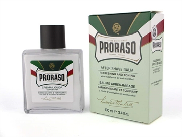 Proraso PRORASO GREEN LINE AFTERSHAVE BALM 100ML