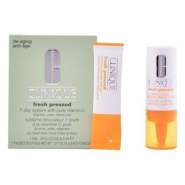 Kosmetikset Damer Fresh Pressed Clinique (2 pcs)