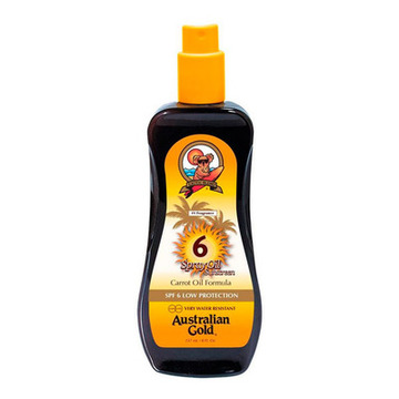 Sololja Sunscreen Australian Gold SPF 6 (237 ml)