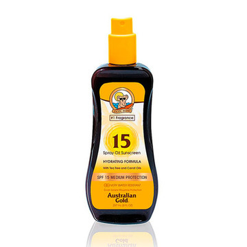 Sololja Sunscreen Hydrating Australian Gold SPF 15 (237 ml)