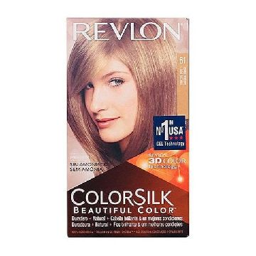 Dye No Ammonia Colorsilk Revlon Dark blonde