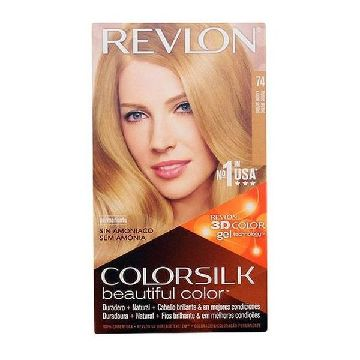 Dye No Ammonia Colorsilk Revlon Blont