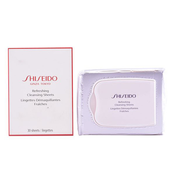 Sminkborttagningsservetter The Essentials Shiseido