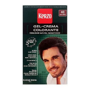 Dye No Ammonia Kerzo Brown