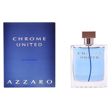 Men's Perfume Chrome United Azzaro EDT