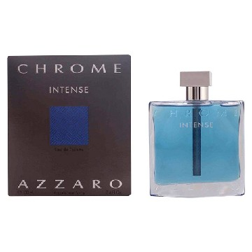 Men's Perfume Chrome Intense Azzaro EDT