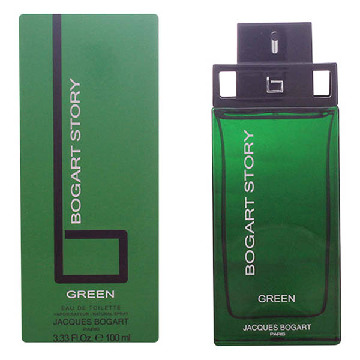 Men's Perfume Bogart Story Green Jacques Bogart EDT 100 ml