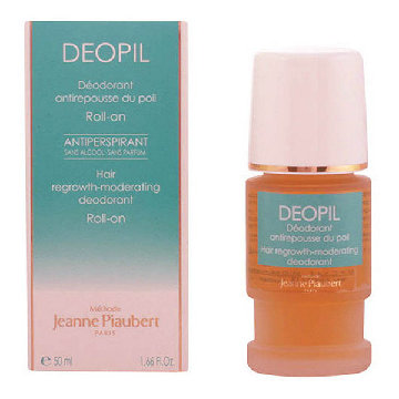 Roll-On Deodorant Deopil Jeanne Piaubert 50 ml