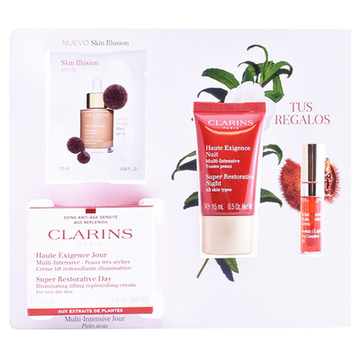 Kosmetikset Damer Multi-intensive Ps Clarins (4 pcs)
