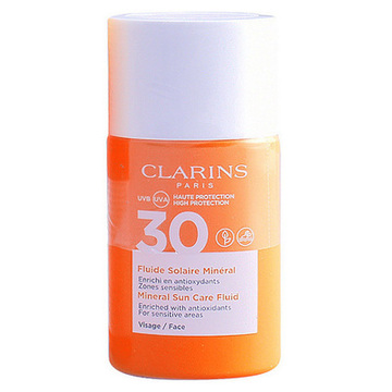 Solskyddskräm Solaire Clarins Spf 30 (30 ml)