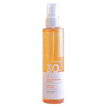 Solskyddsolja Solaire Clarins Spf 30 (150 ml)