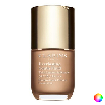 Flytande makeupbas Everlasting Youth Clarins (30 ml), 114 - capuccino 30 ml