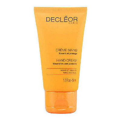 Hand Cream Aromessence Mains Decleor 50 ml
