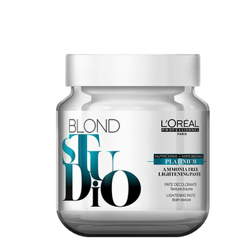 Lightener Blond Studio Platimum L'Oreal Expert Professionnel (500 g)
