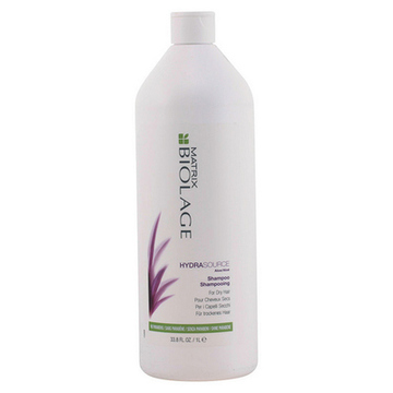 Moisturizing Shampoo Biolage Hydrasource Matrix 1000 ml