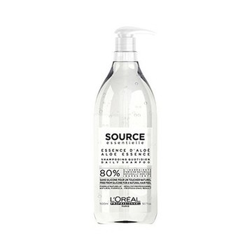 Daglig användning schampo Source Essentielle Acacia Leaves & Aloe L'Oreal Expert Professionnel 300 ml