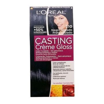 Dye No Ammonia Casting Creme Gloss L'Oreal Expert Professionnel Blue black