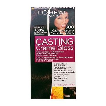 Dye No Ammonia Casting Creme Gloss L'Oreal Expert Professionnel Mörkbrunt