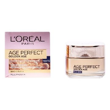 Nattkräm Age Perfect Golden Age L'Oreal Make Up