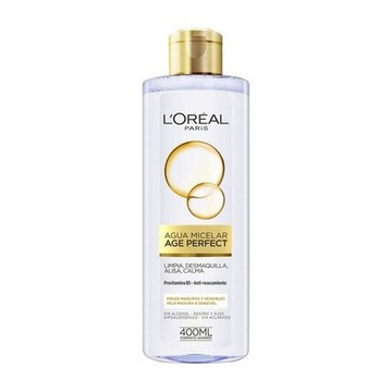 Micellärt vatten Age Perfect L'Oreal Make Up (400 ml)