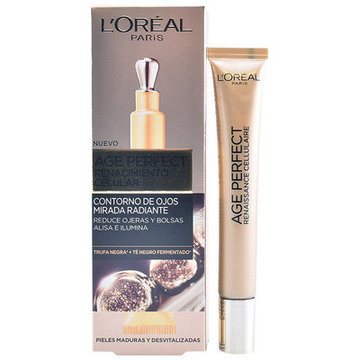 Gel för ögonområdet Age Perfect L'Oreal Make Up (15 ml)