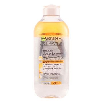 Make-up Remover Cleanser Skinactive Agua Micelar Garnier