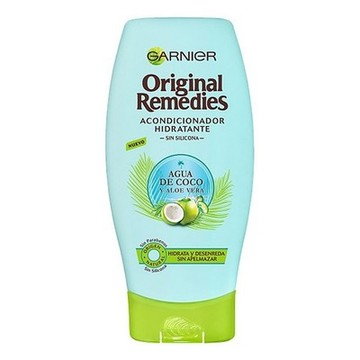 Detangling Conditioner Original Remedies Garnier (250 ml)