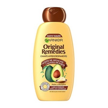 Antifrizz shampoo Original Remedies Garnier (300 ml)