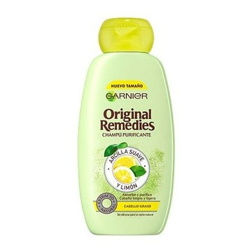 Rengöring schampo Original Remedies Garnier (300 ml)