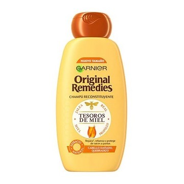 Omstrukturering Shampoo Original Remedies Garnier (300 ml)