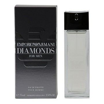 Men's Perfume Diamonds Armani EDT