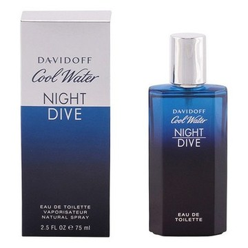 Men's Perfume Cool Water Night Dive Davidoff EDT