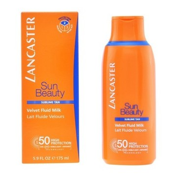 Solmjölk Sun Beauty Lancaster Spf 50 - 400 ml