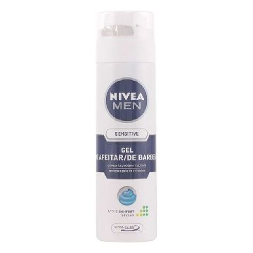 Shaving Gel Men Sensitive Nivea 200 ml