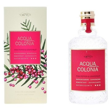 Unisex Perfume Acqua 4711 EDC Pink Pepper & Grapefruit 170 ml