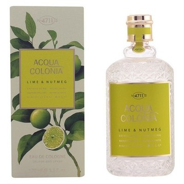 Unisex Perfume Acqua 4711 EDC Lime & Nutmeg 170 ml