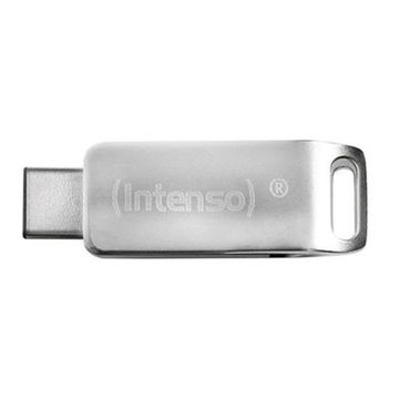 USB-minne INTENSO 3536470 16 GB Silvrig