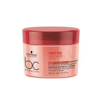 Bonacure Peptide Repair Rescue Treatment 750ml For Fine To Normal Damaged Hair
