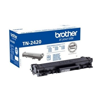Original Toner Brother TN2420 Svart