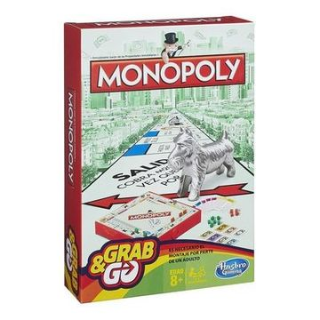 Travel Monopoly Hasbro