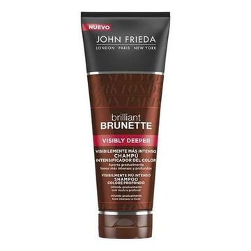 Colour Revitalizing Shampoo Brilliant Brunette John Frieda (250 ml)