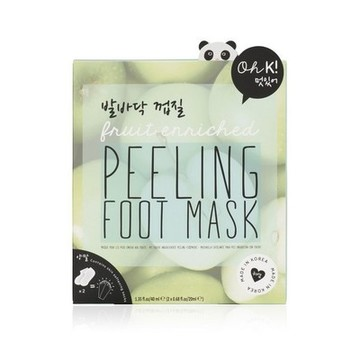 Foot Exfoliator Fruit Enriched Oh K! (40 ml)