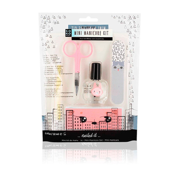 Manikyrset Mini Manicure Kit Soko Ready (5 pcs)