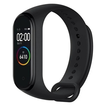 "Aktivitetsarmband Xiaomi Mi Smart Band 4 0,95"" AMOLED Bluetooth 5.0 Svart"
