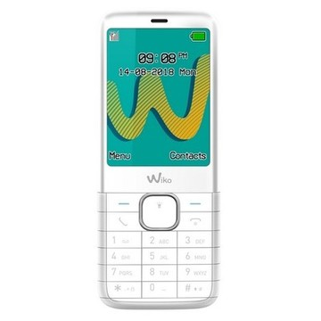 "Mobiltelefon WIKO MOBILE RIFF 3 PLUS 2,4"" Bluetooth Svart"