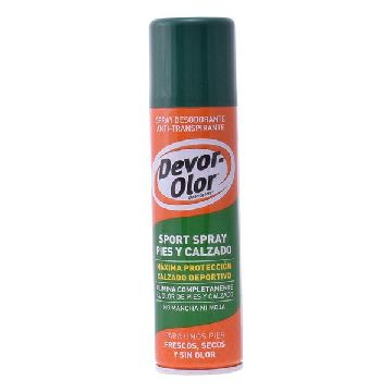 Foot Deodorant Spray Sport Devor-olor 150 ml